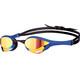 arena Cobra Ultra Mirror Svømmebriller blå